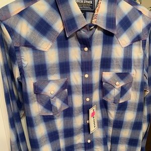Women's button down Roughstock